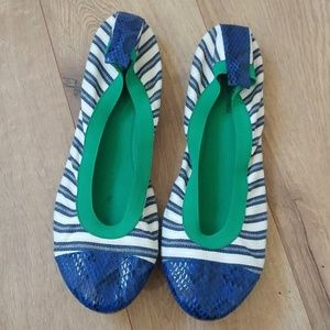 CL by Laundry Glinda Canvas Flats